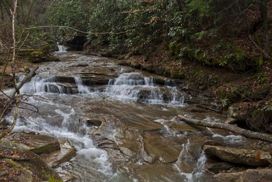 Tennessee State Parks Waterfalls